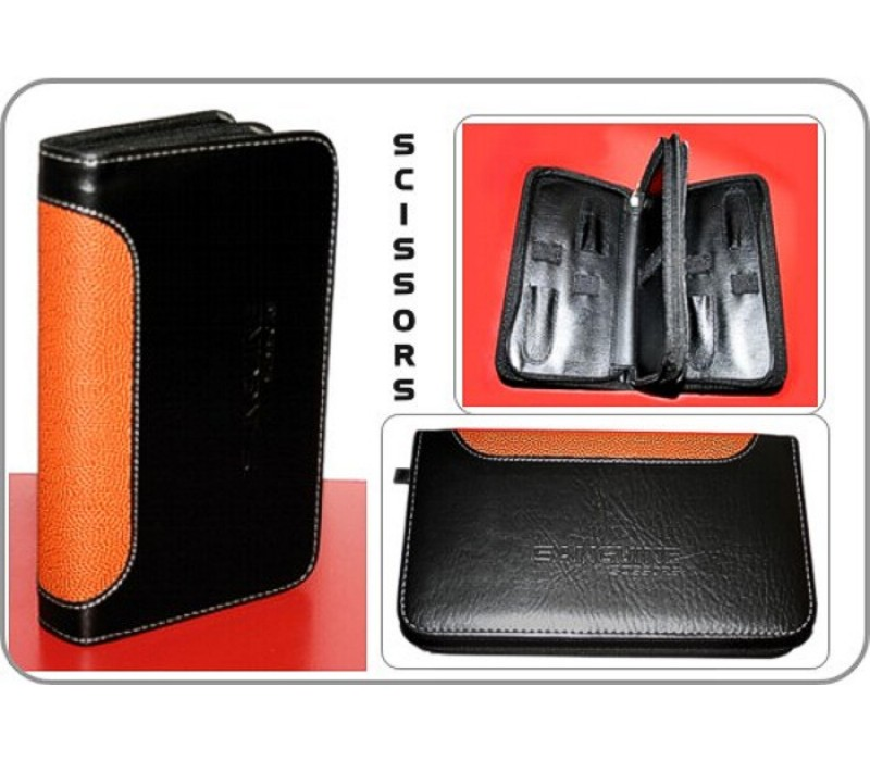 Hairdressing Equipment Carrying And Storage Case Black Shaving Razors Case
