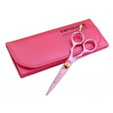 "Ultra Sharp Hairdressing Scissors Salon Scissors Pink 5"""