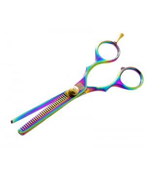 Hair Thinning Scissors, Titanium, Japanese Style Thinning